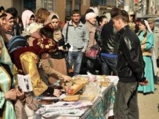 Прилавки Сенного базара полны уникальных товаров