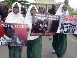 США взялись освободить похищенных в Нигерии школьниц