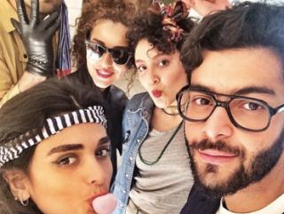 Иранские власти простили участников перфоманса Happy