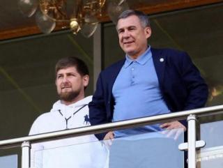 Интернет-пользователи предпочитают Кадырова и Минниханова