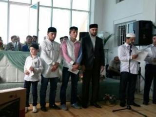 Призеры Всероссийского конкурса молодых алимов и хафизов