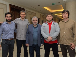 Освобожденные журналисты LifeNews отдохнули в Грозном