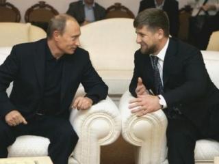 Путин оценил усилия Кадырова в освобождении журналистов LifeNews