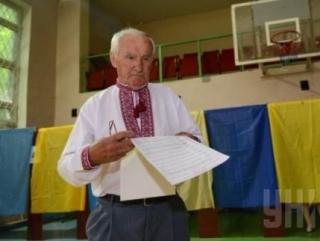 Украинцы выбрали президента