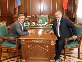 Лидер крымских татар прибыл в Татарстан