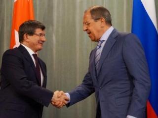 Министры иностранных дел Турции и России (Фото: сайт МИД РФ)