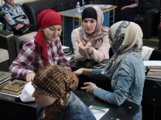 Мусульманки взялись сделать из Кавказа духовную здравницу России