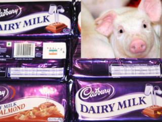 В халяльном шоколаде Cadbury обнаружили свинину