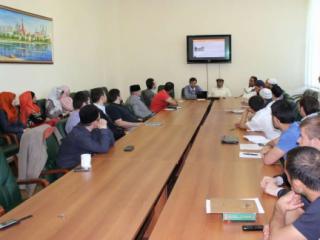 Муфтият Татарстана расширит сотрудничество с Кувейтом