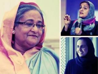Мусульманки из рейтинга Forbes