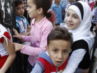 Сирийских школьников обяжут изучать русский язык