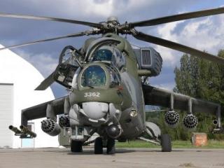 Россия поставит Пакистану партию боевых вертолетов