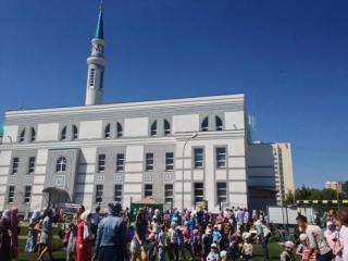Мечети Татарстана с размахом отметили День защиты детей