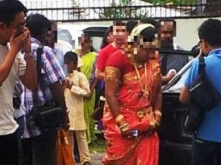 Рейд на индуистской свадьбе