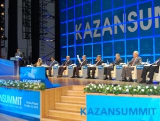 KazanSummit пожинает плоды кризиса между РФ и Западом
