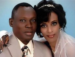 Осужденная Мерием с мужем в день свадьбы