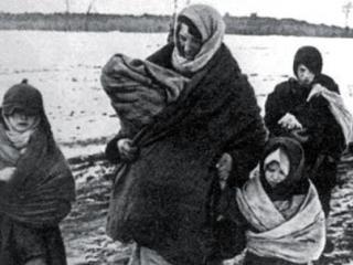 Жертвами сталинских репрессий стали сотни тысяч человек