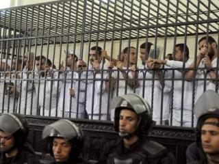 10 сторонников Братьев-мусульман приговорили к смерти заочно