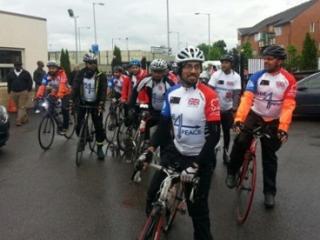 «Велопробег за мир» бросил вызов предрассудкам об исламе