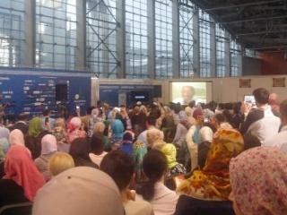 Халид Ясин: Вы должны помочь своей стране