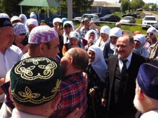 Путешествие саудовских татар в Россию