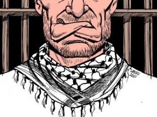 Пять тысяч палестинских узников присоединились к голодовке