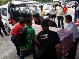 Тело усопшей мусульманки едва спасли от кремации