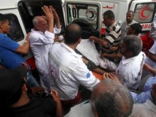 Израиль продолжает убивать мирных жителей Газы под эгидой борьбы с терроризмом