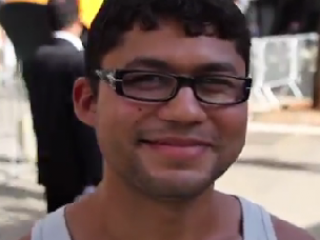 Бразилец принял ислам на второй день ЧМ по футболу (ВИДЕО)