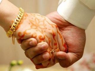 Заключенные-мусульмане воодушевились свадьбой своего брата по религии