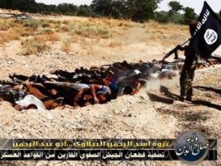 Боевики «Исламского Государства» казнили студентов (Фото)