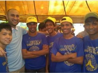 Мусульмане организовали чемпионат по футболу для беспризорников
