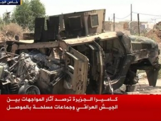 Жители захваченных иракских городов рады боевикам