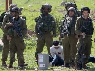 С конца прошлой недели Израиль арестовал свыше 330 палестинцев