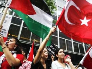 Президент Турции поздравил палестинцев с новым правительством