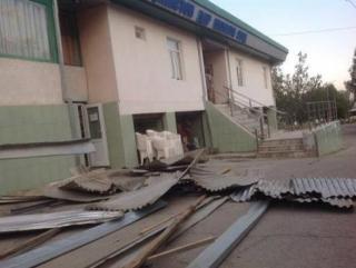 Власти Таджикистана снесли офис исламской партии