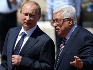 Путин и Аббас встретятся в среду