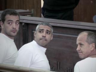 В Египте журналисты «Аль-Джазиры» осуждены на длительные сроки
