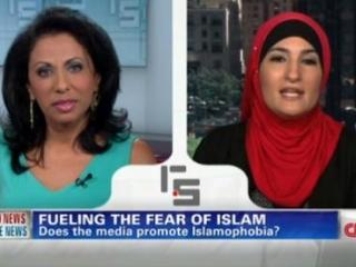 Мусульманка разнесла исламофобов в телеинтервью (ВИДЕО)