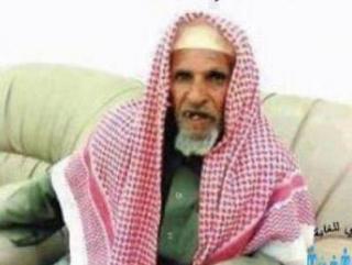 Старший престарелый брат Хайзан аль-Фахайди