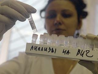 В России растет количество инфицированных ВИЧ