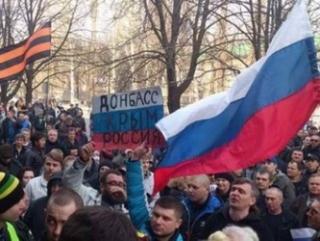 Россияне опасаются войны с Украиной, но хотят помогать «своим»