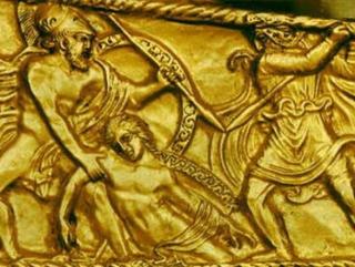 Украина пытается присвоить скифское золото Крыма