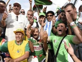СМИ: Всевышний услышал дуа в матче Россия-Алжир