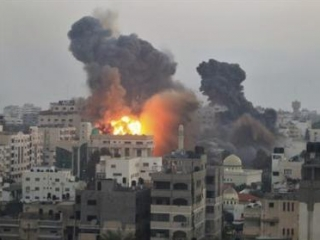 Рамадан в секторе Газа начался с израильских атак