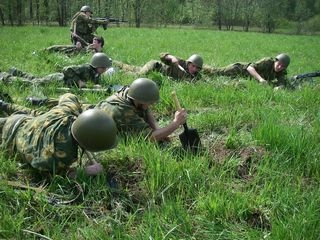 В России объявлены военные сборы для резервистов