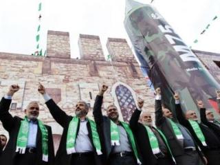 Лидеры движения ХАМАС