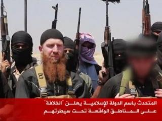 На землях Ирака и Сирии учрежден «исламский халифат»