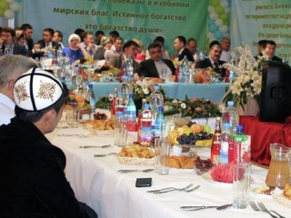Шатер Рамадана стартует в Москве