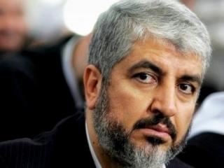 Машааль напомнил Роухани о необходимости поддержки Палестины